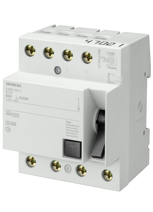На снимке представлено оборудование Siemens УЗО