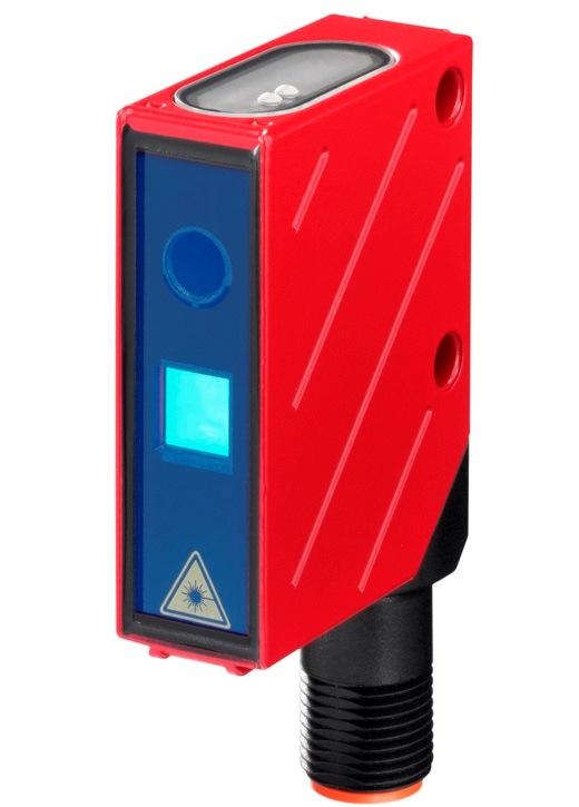 На снимке представлен оптический датчик расстояния