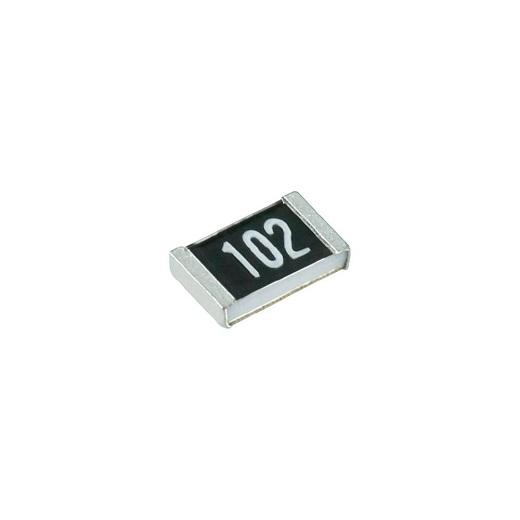 SMD резистор на фото