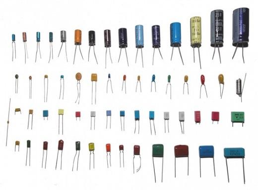 Переменные резисторы на фото