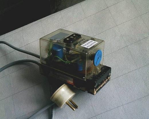 Регулятор мощности и паяльника на тиратроне МТХ 90