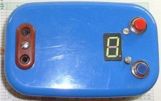 Регулятором мощности и температуры для паяльника на фото