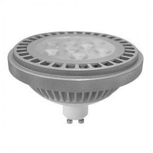 На снимке диммируемая светодиодная лампа GU10