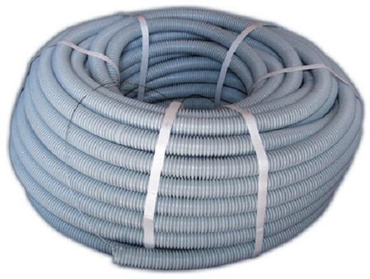 Термостойкая гофра для кабеля изображена на фотографии