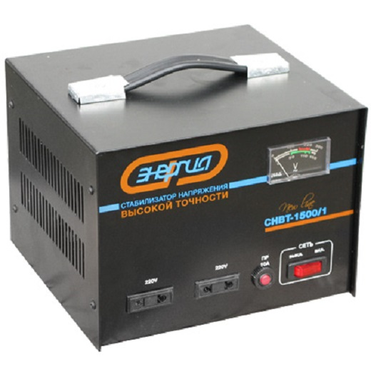 Стабилизатор Энергия для холодильников на фото
