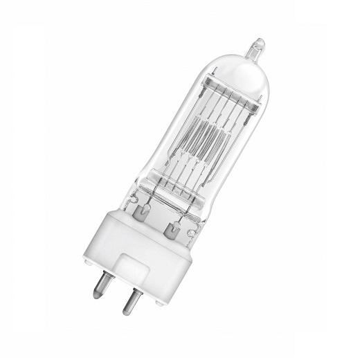 Галогеновая лампа Osram на снимке