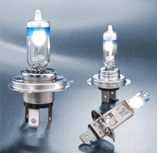 Галогеновые лампы на фото на замену
