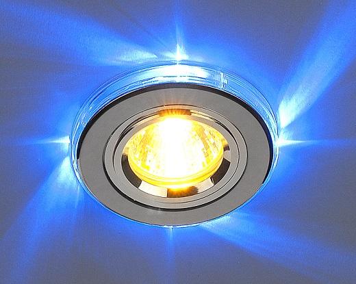 Точечный диодный светильник для натяжного потолка