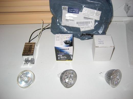 Замена галогеновых ламп в люстре на светодиодные не рациональна, потому как при резких перепадах напряжения светодиоды быстро выходят из строя