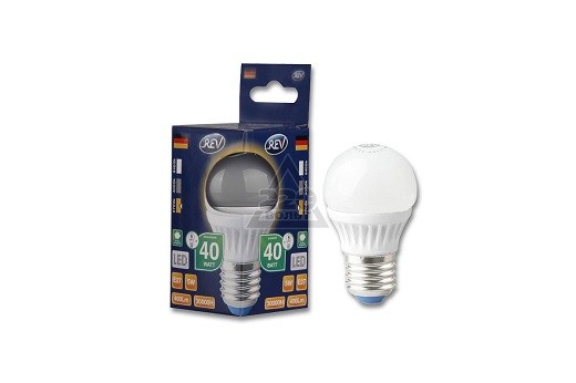 Лампа светодиодная Rev на фото