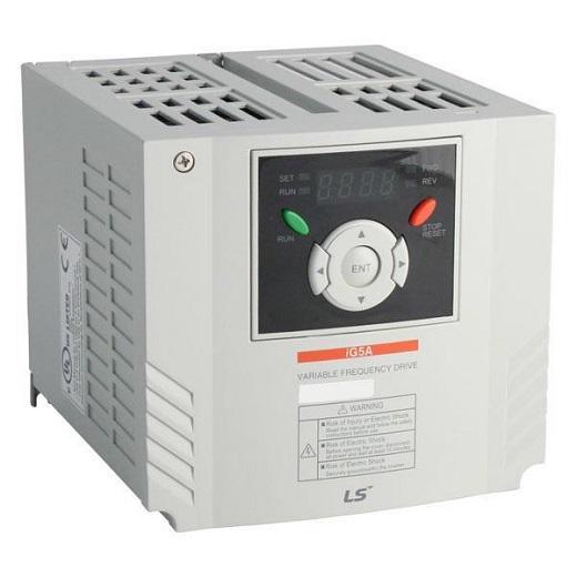 Преобразователь частоты для асинхронных двигателей SV ig5a на фото
