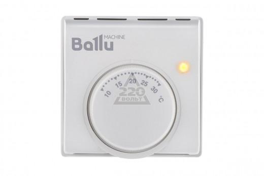 На фото терморегулятор для инфракрасного обогревателя Вallu