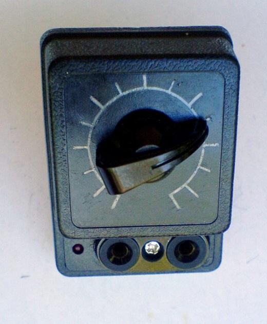 Беспомеховый регулятор мощности для паяльника на снимке