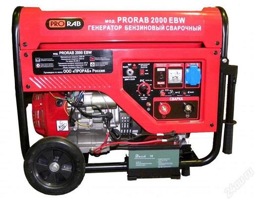 Сварочные генераторы постоянного тока на снимке