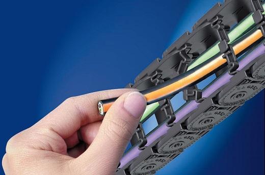 Пластиковые кабель канал Аrko на фотографии